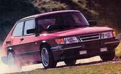 1989 Saab 900 Aero