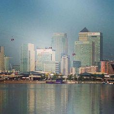 #sun #london #canarywharf .... Anyone in CW?? by psaila88