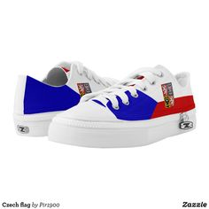 Czech flag Low-Top sneakers - Printed Unisex Canvas Slip-On #Shoes Creative Casual #Footwear #Fashion #Designs From Talented Artists - #sneakers #feet #fashion #design #fashiondesign #designer #fashiondesigner #style - Look sporty stylish and elegant in a pair of unique custom sneakers - Each pair of custom Low Top ZIPZ Shoes is designed so you can fit your style to any wardrobe mood party or occasion - Fashionable sneakers for kids and adults give you a unique and personalized way to…