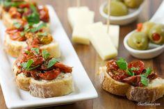 Bruschetta de tomates « chezbianca