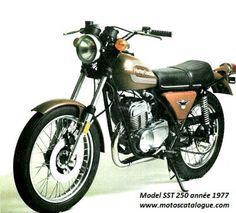 1977 Aermacchi/Harley Davidson Model SST
