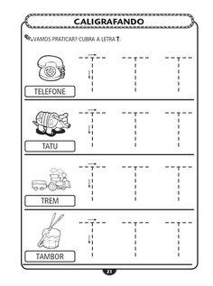 Resultado de imagem para atividades alfabeto pontilhado para imprimir Alphabet Worksheets, Preschool Worksheets, Classroom Activities, Preschool Activities, Tracing Letters, Small Letters, Notebook, Teaching, Lettering