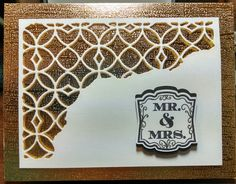 Mindy Cottingham:  Sizzix Mixed Media thinlits & SU Label Love stamp set and Label punch