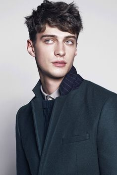 """ Matthew Bell for Ezio F/W 2014 """