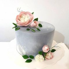 Crazy Cakes, Specialty Cakes, Cake Decorating, Wedding Cakes, Flower Cakes, Daily Inspiration, Flowers, Desserts, Food