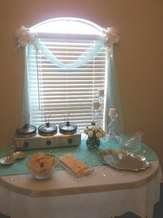 Breakfast at Tiffanys Baby Shower