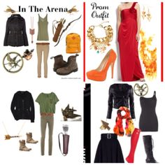 Dear Hunger Games/Cinna, Stop creating fashion awesomeness that I want.  Thanks, Lacey