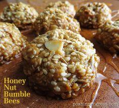Honey Nut Bumble Bee