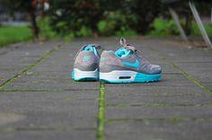 Nike Air max 1 Dusty Cactus - 319986-203