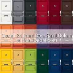 New Ideas For House Exterior Gray Modern Front Porches Gray Front Door Colors, Purple Front Doors, Best Exterior Paint, Exterior Paint Colors For House, Painted Front Doors, Paint Colors For Home, Exterior Doors, Paint Colours, Red Doors