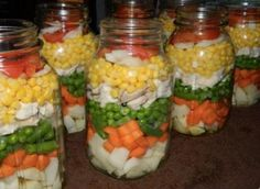 Canning Granny: Soup of the Day... Chicken Vegetable Soup