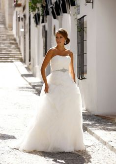 wedding dress #beautiful