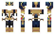 Thanos Armor skin for Minecraft Minecraft Skins
