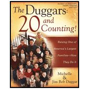 This is my favorite book!  The Duggars talk about the right way to raise a godly family & live a godly life!