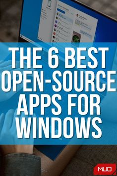 Open-source apps provide an alternative to pricey and often insecure commercial software. There are a ton of incredible free, open-source apps on Windows that can make your experience on the platform much better. Let's look at some of the most popular and well-recommended open-source apps. #Windows #Windows10 #Microsoft #Software #Apps #OpenSource Open Source Programs, Enterprise System, Email Client, Windows Software, Best Windows, Game Engine, Windows Operating Systems, You Know Where, Getting To Know You