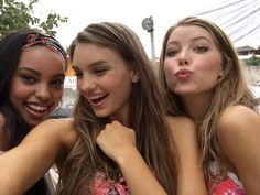 Summer Is... #Selfies with your besties.