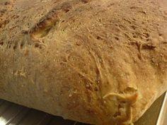 Bröd att baka: Baka knådlöst jättebröd