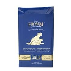 Fromm Family Foods 727540 33 lb Gold Nutritionals Senior Dry Dog Food 1 Pack One Size * Read more  at the image link. (Note:Amazon affiliate link) #DogFood