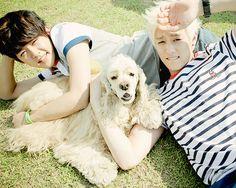 Dongho & Eli~Ukiss~wahhhhh