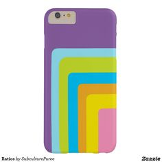 Ratios. Size matters. Phone case available for any phone.