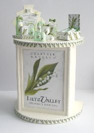 Lily of the Valley Display