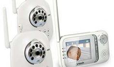 VTech VM321-2 Safe & Sound Video Baby Monitor