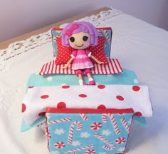 Mini lala bed