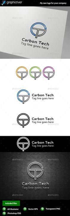 Letter C & T logo - Letters Logo Templates Letter C, Letter Logo, Business Logo, Business Cards, Tribal Logo, Stylish Letters, Logo Design, Graphic Design, Green And Purple