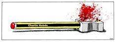 Los dibujantes de EL MUNDO opinan sobre el ataque a la revista 'Charlie Hebdo' | Internacional | EL MUNDO
