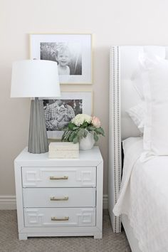 Are you looking to brighten up a dull room and searching for interior design tips? One great way to help you liven up a room is by painting and giving it a whole new look. Neutral Bedroom Decor, Home Decor Bedroom, Design Bedroom, Bedroom Wall, Bedroom Ideas, Elegant Home Decor, Elegant Homes, Bedroom Dressers, Bedroom Furniture
