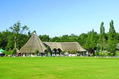 Camping***** Le Domaine des Ormes - Epiniac #Camping #Bretagne #Dol #Golf