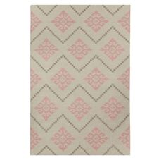 I don't like pink for little girls but I love this rug