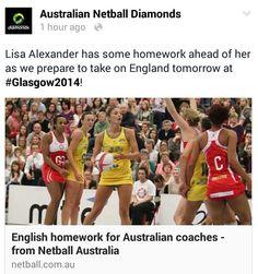 Australian Diamonds   Commonwealth Games 2014