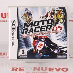 MOTO RACER DS DS de segunda mano E271645 # Juego Moto Racer# De segunda mano# Nintendo ds