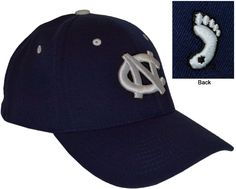UNC- Zephyr Z-Fit Youth Hat Conference Apparel & College Sports Apparel - Conference Wear - Salisbury, North Carolina College Hats, Sports Apparel, Salisbury, Sport Outfits, North Carolina, Conference, Youth, Baseball Hats, Navy
