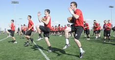 4 football conditioning drills to consider this preseason | Youth Football | USA Football | Football's National Governing Body