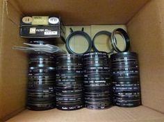 SO840HB レンズフィルター 49mm 各種 大量 80枚 まとめて_レンズフィルター 49mm 各種 大量 80枚