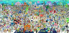 List of SpongeBob SquarePants characters - Wikipedia, the free ...