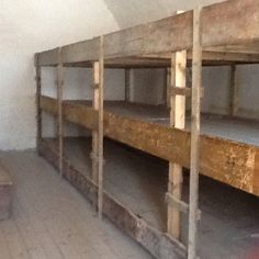 Theresienstadt concentration camp. http://www.lberger.ca/Leon_Berger/Memoir__Lunch_With_Charlotte.html