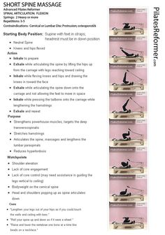 My favorite way to stretch - Pilates Reformer