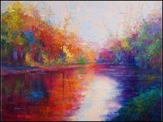Maryanne Jacobsen - Painting - Artist