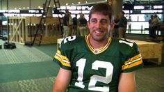 """So some rumours have been circulating regarding NFL star Aaron Rodgers' sexuality. Big deal. But any way…  When asked by host Jason Wilde if Rodgers was aware of rumours that he is gay, he shot them down immediately:  """"Yeah, I'm just going to say I'm not gay. I really, really like women. That's all I can say about that,"""" Rodgers said.  So that's cleared that up then!  aaron rodgers, coming out, football, gay, nfl, sportsman"""
