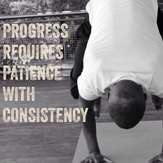 bubgreat:  As long as you remain consistent with what you Love and balance it out with patience your goal will be reached. #motivation #insp...