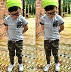 Kid with Swag - My favorite children's fashion list Little Boy Swag, Baby Boy Swag, Little Boy Outfits, Kids Outfits, Toddler Swag, Toddler Boy Fashion, Little Boy Fashion, Fashion Kids, Toddler Girls