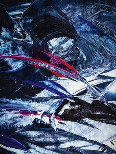 Walter Zettl: Abstrakt in Perfektion 2 - Leinwandbild auf Keilrahmen Leinwandbilder