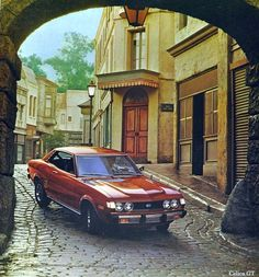 Toyota Celica 1975.