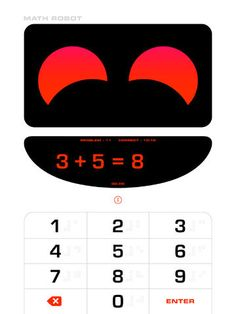 Math Robot: iPad app from APH - an accessible app for teaching math to students who are blind and visually impaired.