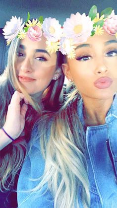 Ariana Grande Updates — June 24: Ariana via Snapchat.
