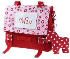 Kindergartentaschen - Kindergartentaschen, Taschen,Kindergartentasche - ein Designerstück von Lilli-Land bei DaWanda
