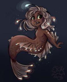 Alice the mermaid